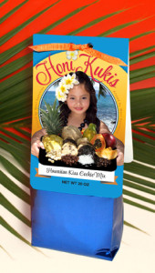 Hawaiian Kiss Honi Kuki Mix